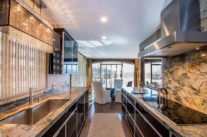 Marin Kitchen Cabinets - Krista Van Kessel Designs