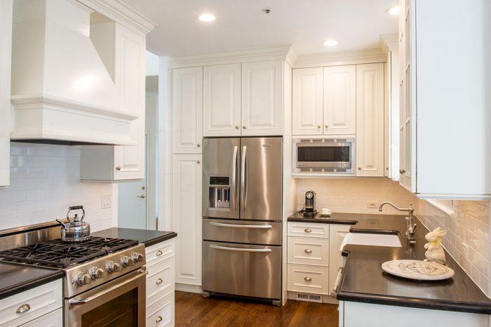 Baron San Rafael Kitchen Cabinets - Krista Van Kessel Designs