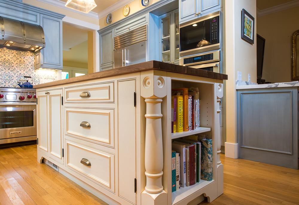Baron Kitchen - Mill Valley Kitchen Design - Krista Van Kessel Designs