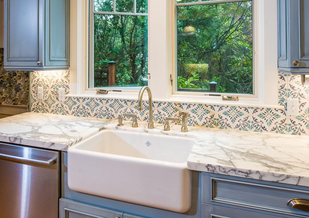 Marin County Kitchen Cabinets - Marin County Kitchen Design - Krista Van Kessel Designs