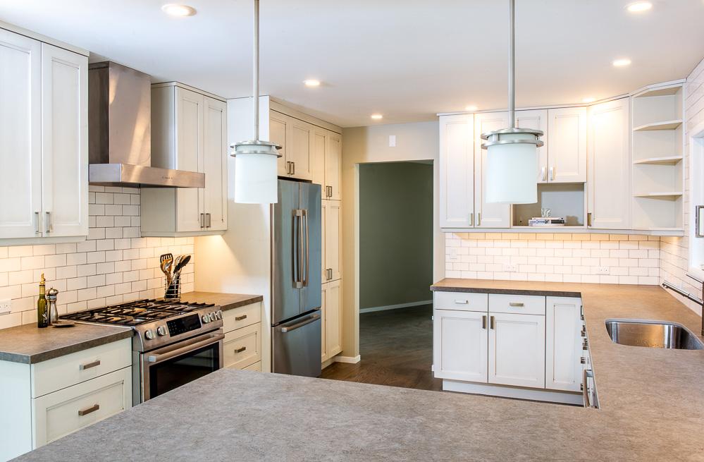 Andrews Kitchen - San Rafael Kitchen Design - Krista Van Kessel Designs