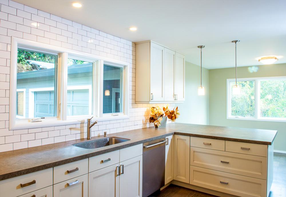 Andrews San Rafael Kitchen Design - Krista Van Kessel Designs
