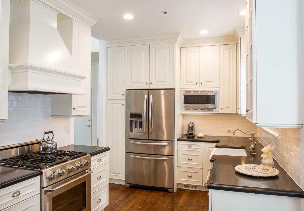 Berry San Rafael Kitchen Design - Krista Van Kessel Designs