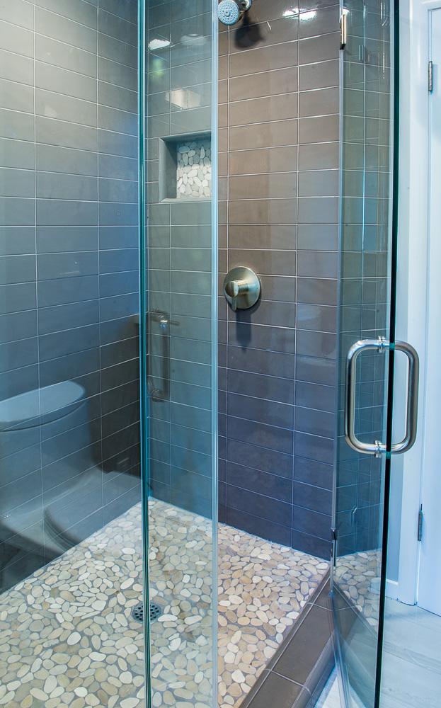 Andrews San Rafael Master Bathroom Design - Krista Van Kessel Designs