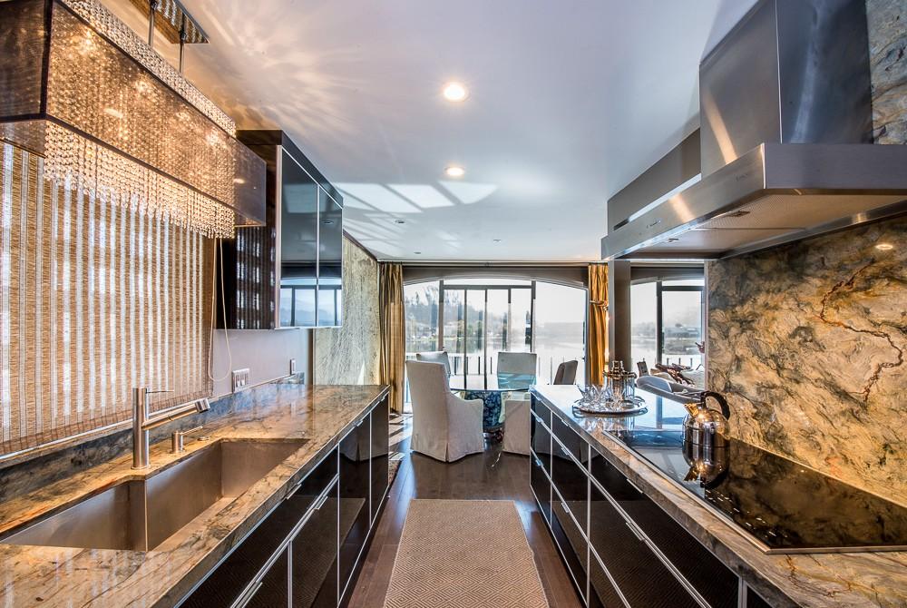 Burke Kitchen - Mill Valley Kitchen Design - Krista Van Kessel Designs