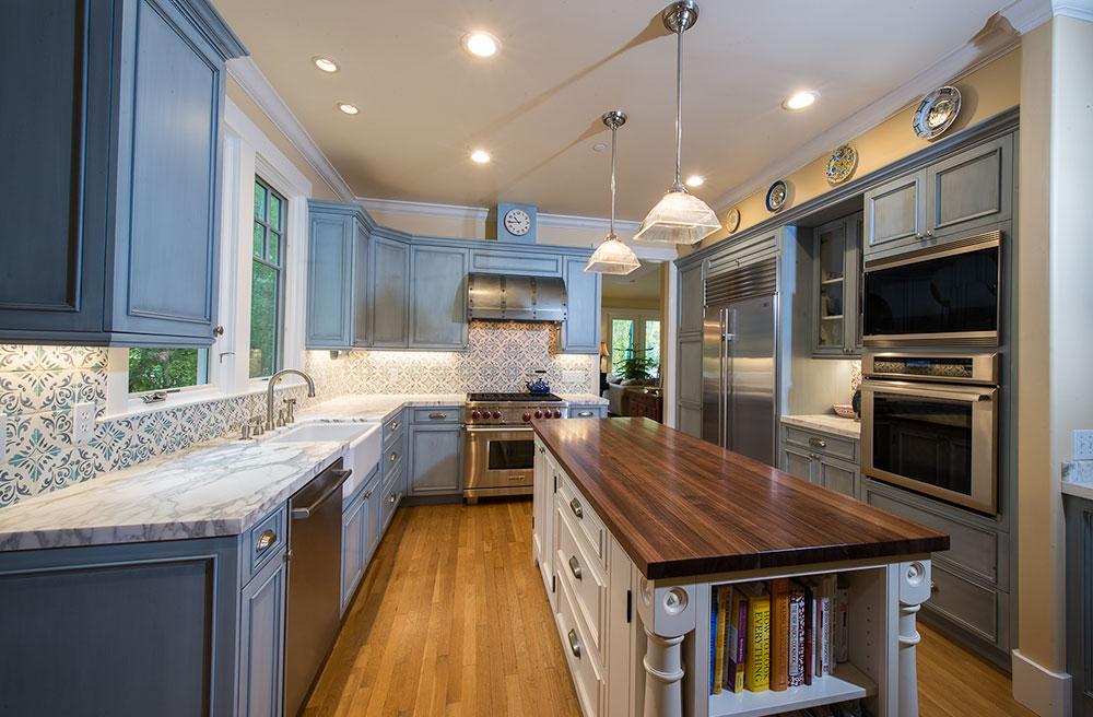 Baron San Rafael Kitchen Design - Krista Van Kessel Designs
