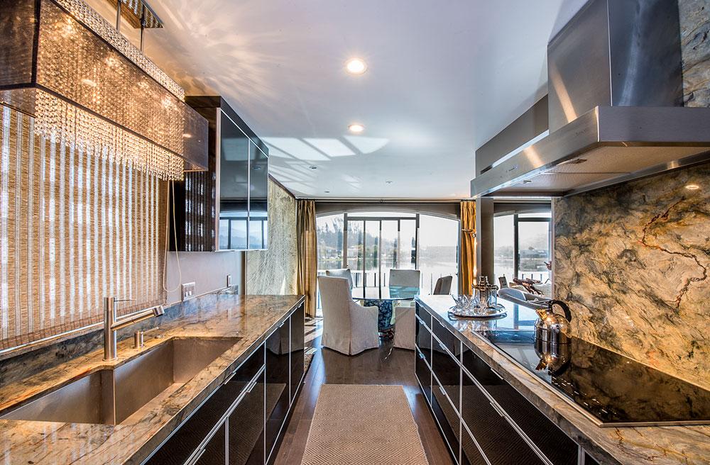 Burke San Rafael Kitchen Design - Krista Van Kessel Designs