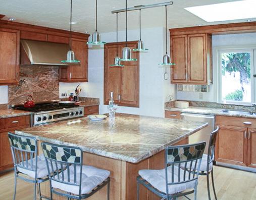 Young's Family Kitchen Design - Marin County - Krista Van Kessel Designs