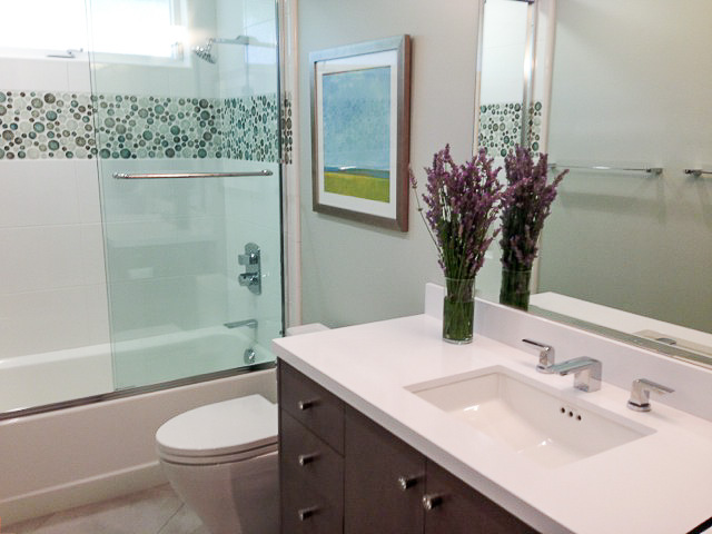 Elder Bathroom Design - San Rafael - Krista Van Kessel Designs