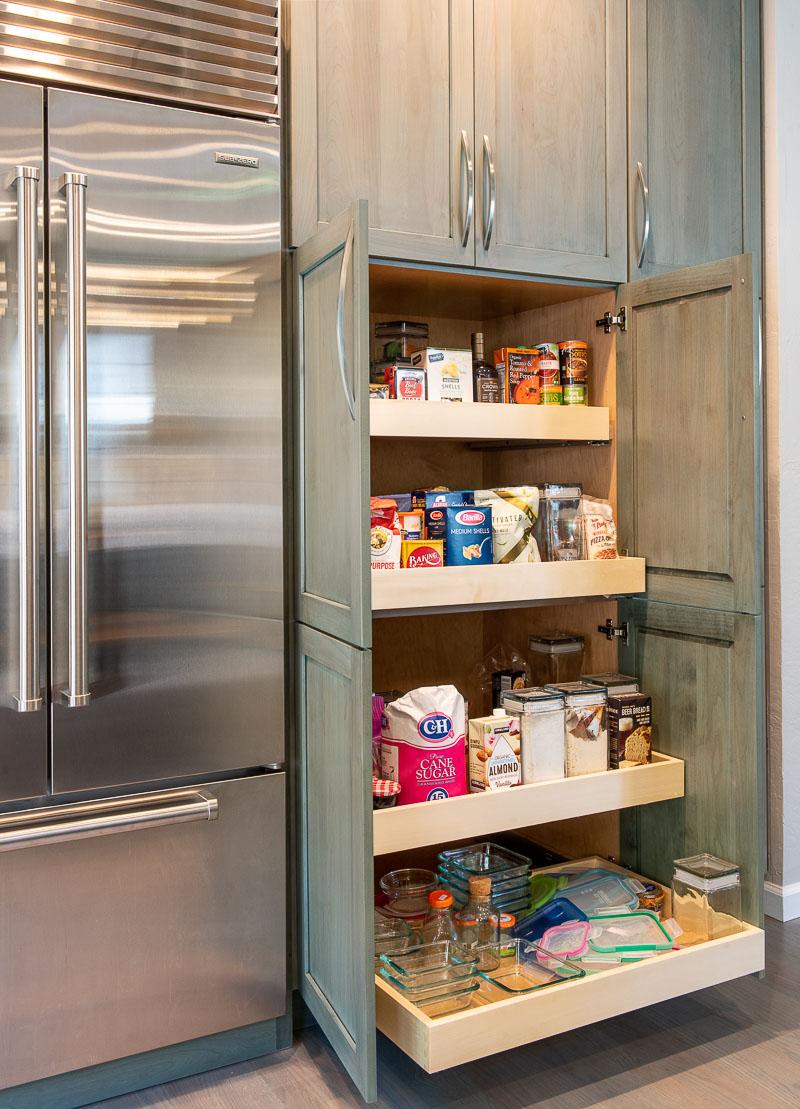 Marin county custom cabinetry