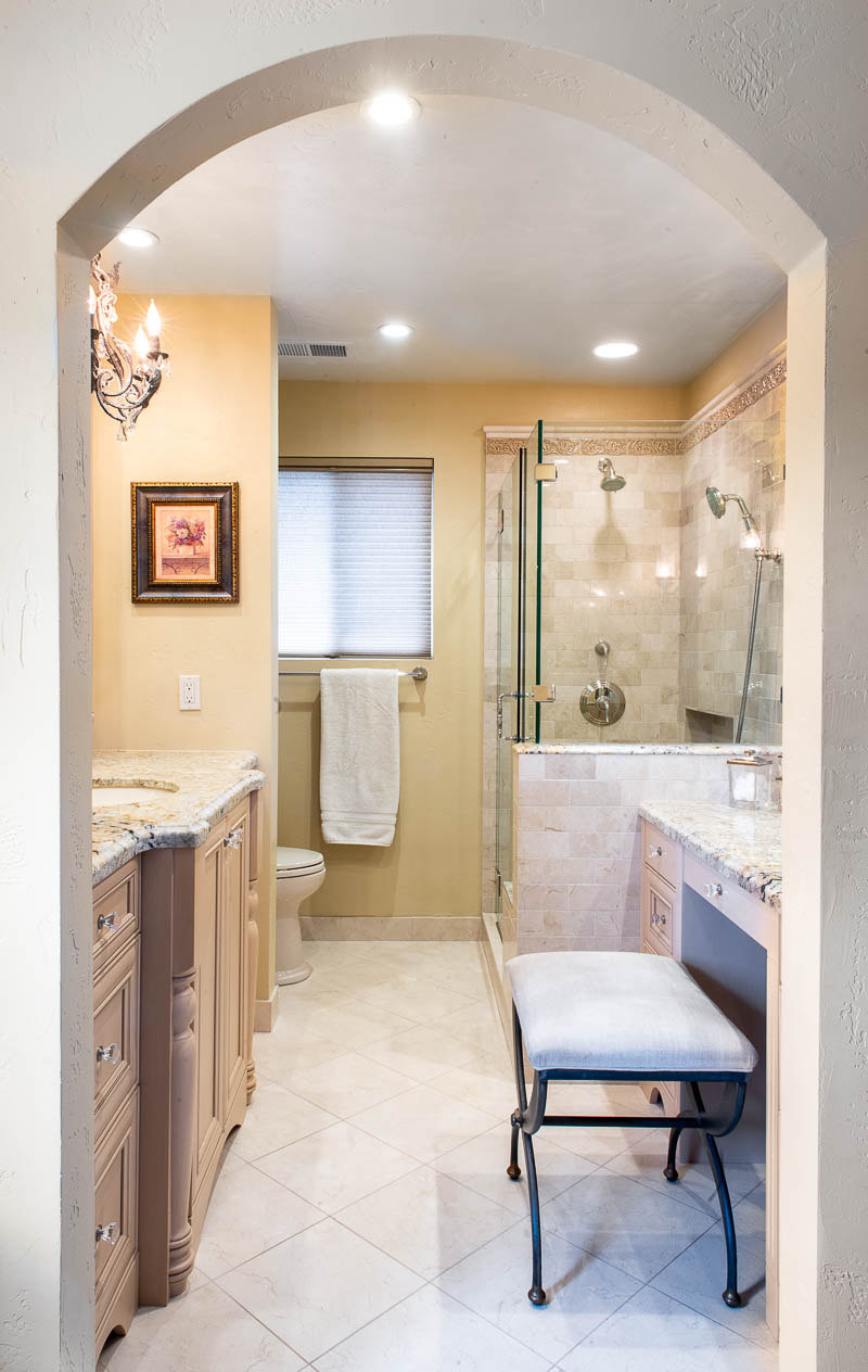 Marin bathroom cabinets