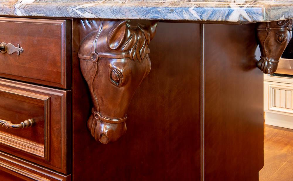 Marin kitchen cabinets